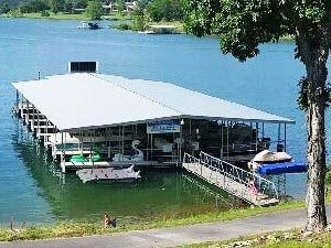 Table Rock Lake Lakeside Dock